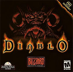 Diablo also offers a multiplayer mode with up to four players. Though as the game is so old, there is no support for...