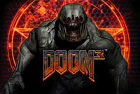 If someone says that Doom is not a scary game, he is either lying or he is cheating his way...